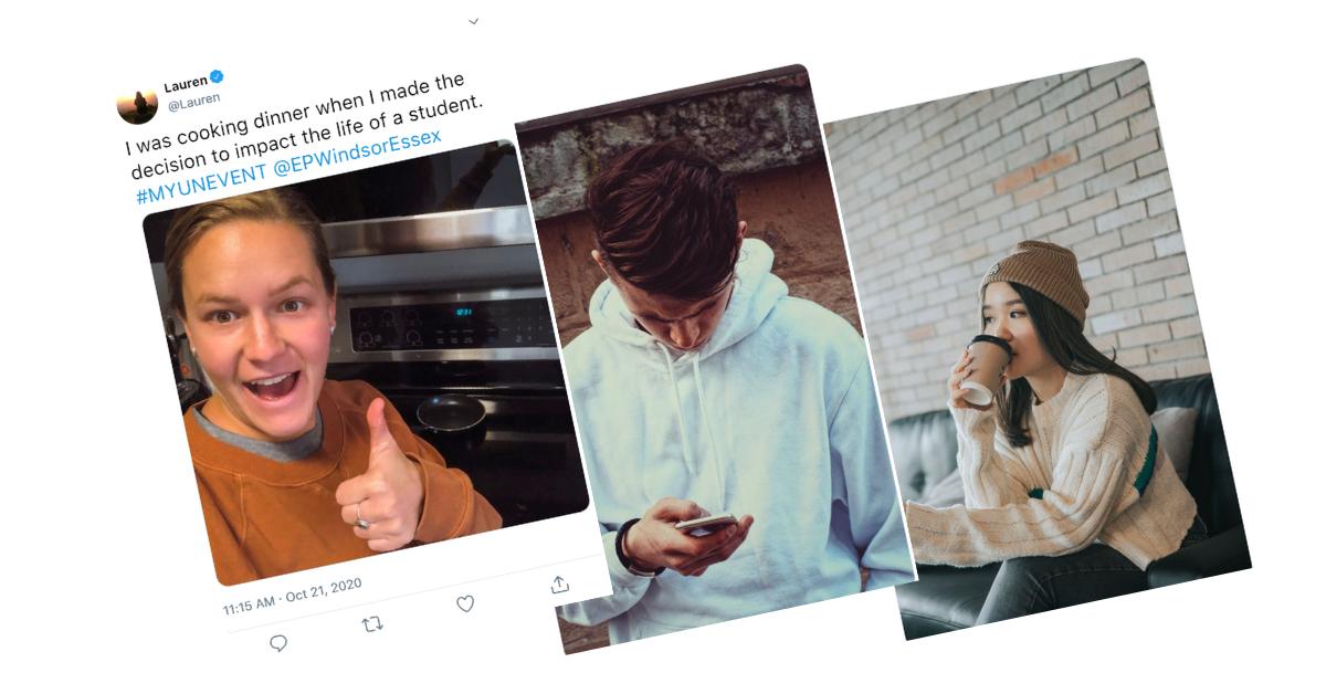 OTTS Tweet Collage
