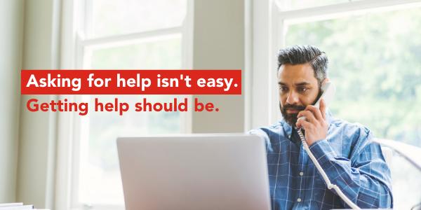 Get Help Page Header